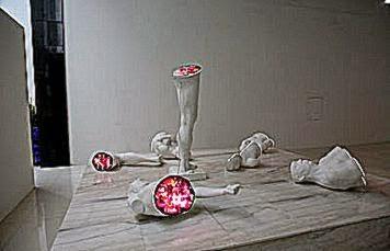 2009 《Body》  shangdong contemporary art center