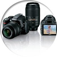 Купили Nikon D3100