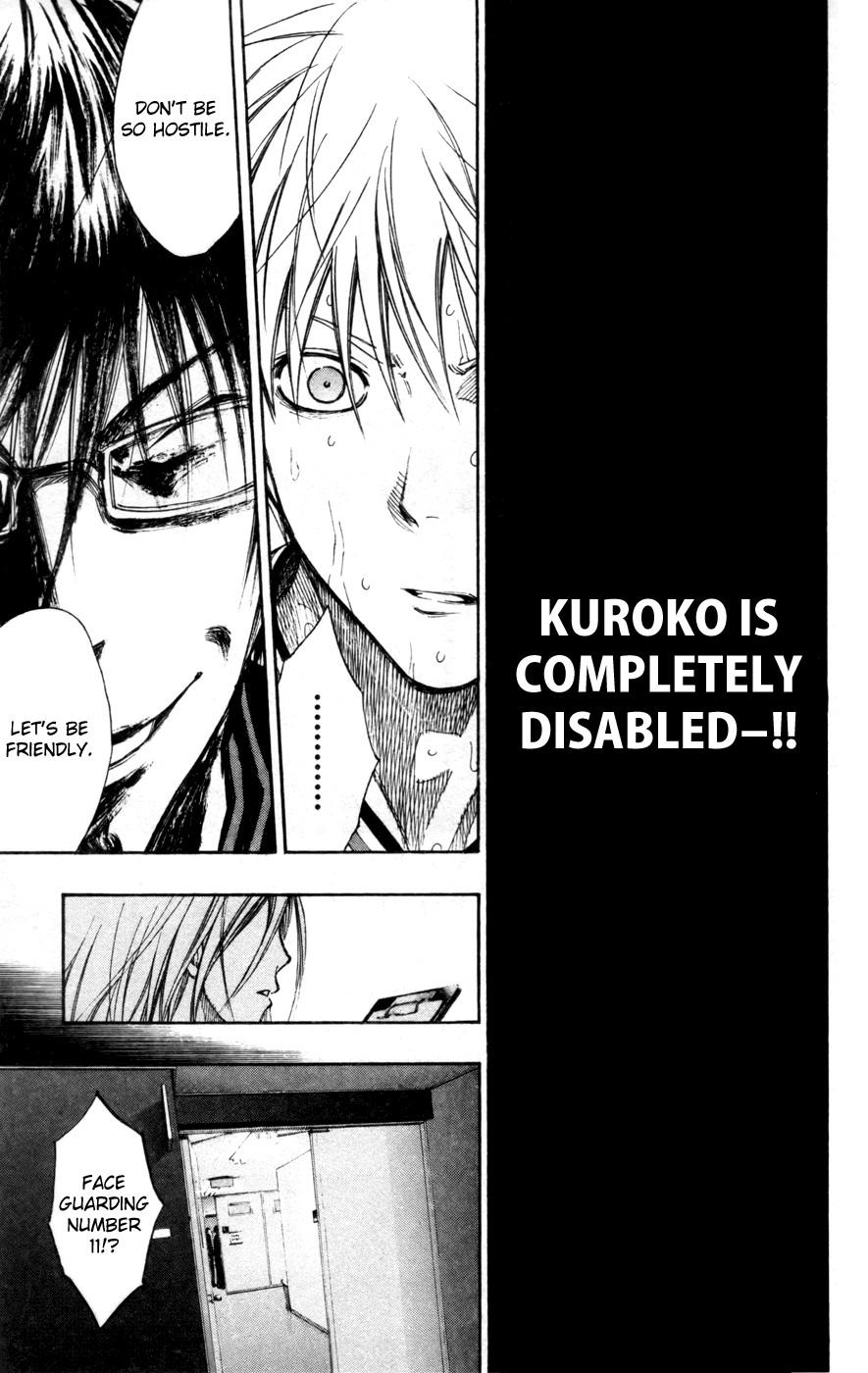 Kuroko no Basket Manga Chapter 126 - Image 11