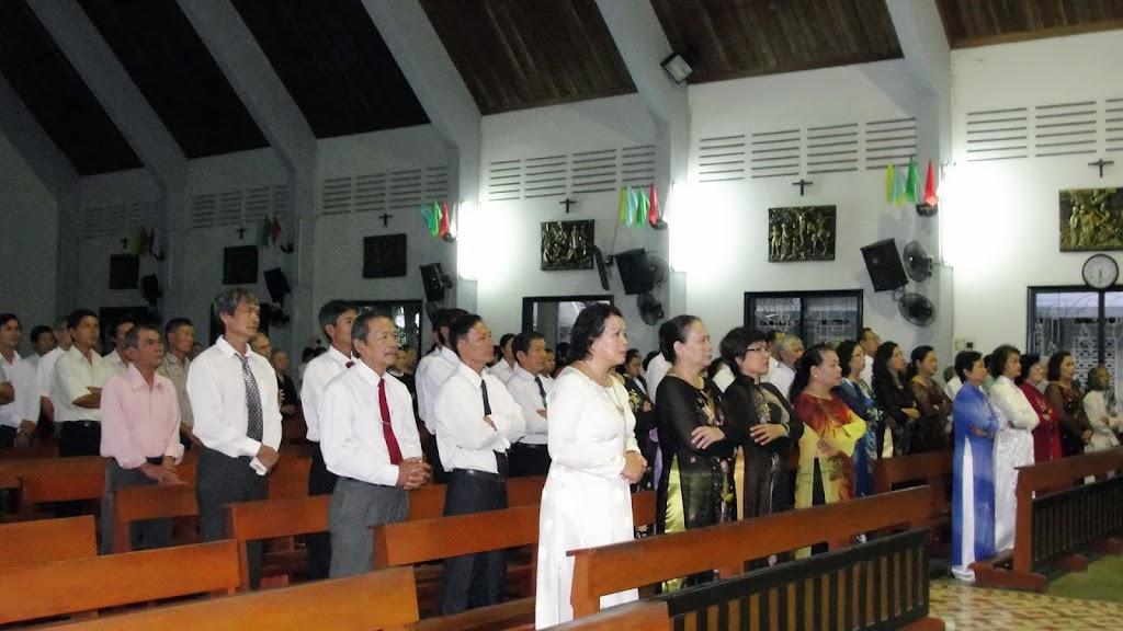 Lễ Bổn Mạng Hội Đồng Giáo Xứ tại Giáo xứ Thanh Hải