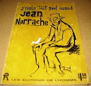 Le grenier de Mascha: J'parle tout seul quand Jean Narrache