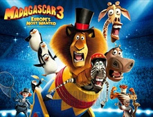 فيلم Madagascar 3: Europe's Most Wanted مدبلج