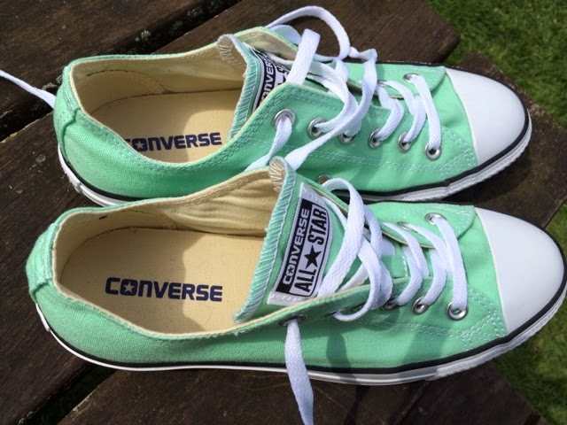 Swimwear365-Converse-Mint-All-Star-OX-Women's-Pumps