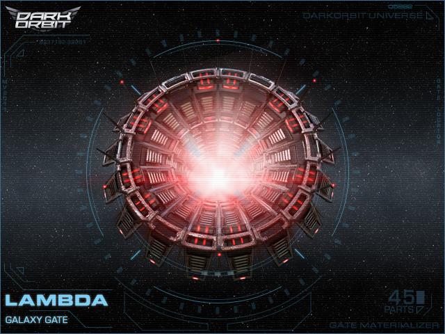 Darkorbit Lambda Galaksi Kapısı