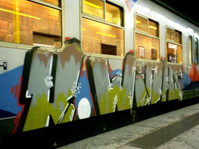 Rwinas graffiti