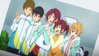 Free! Iwatobi Swim Club Episode 10 Screenshot 3