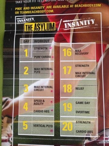 Try-Athlete: The Asylum, Insanity Hybrid