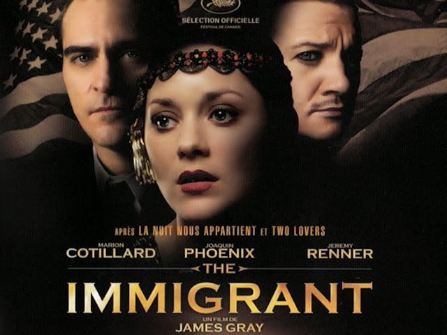 Κάποτε στη Νέα Υόρκη (The Immigrant) Wallpaper