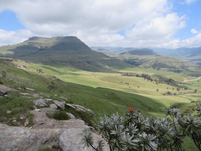 zuidelijke Drakensberg, Zuid Afrika