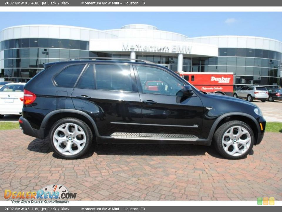 BMW Automobiles: bmw x5 2007 black