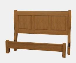 Classic Platform Bed