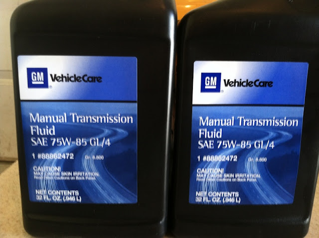 2008 saturn aura transmission fluid capacity