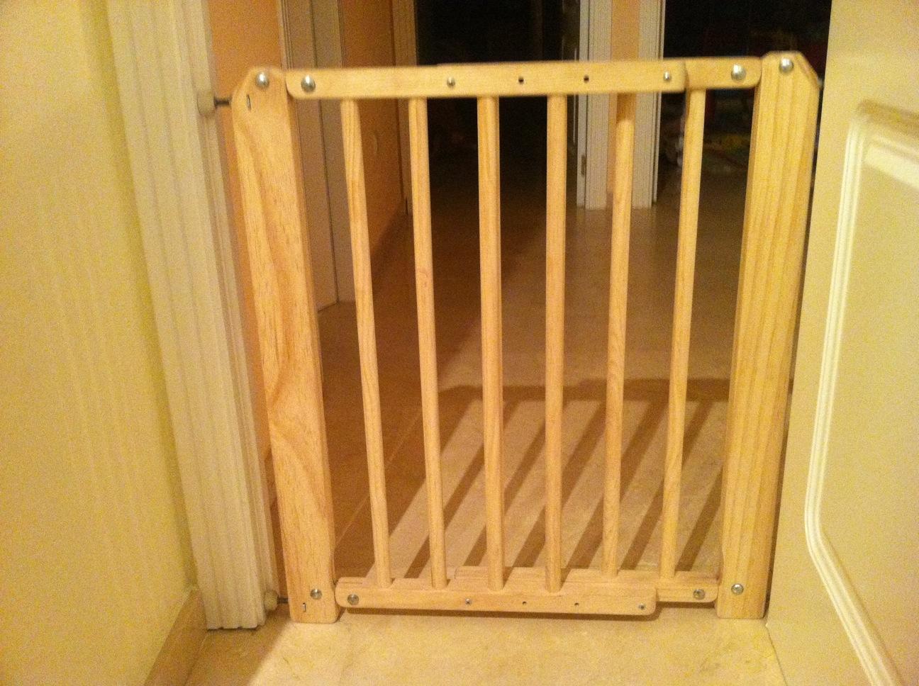 La nube rosa bebe barrera para puertas y escaleras - Puertas para escaleras ...