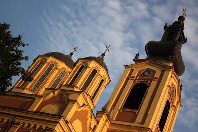 Sarajevo Orthodox Cathedral in Bosnia
