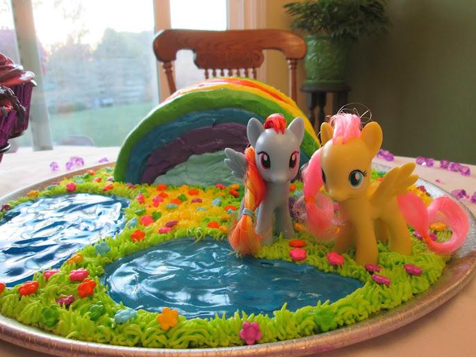 My Little Pony Cake Veronicas Cornucopia