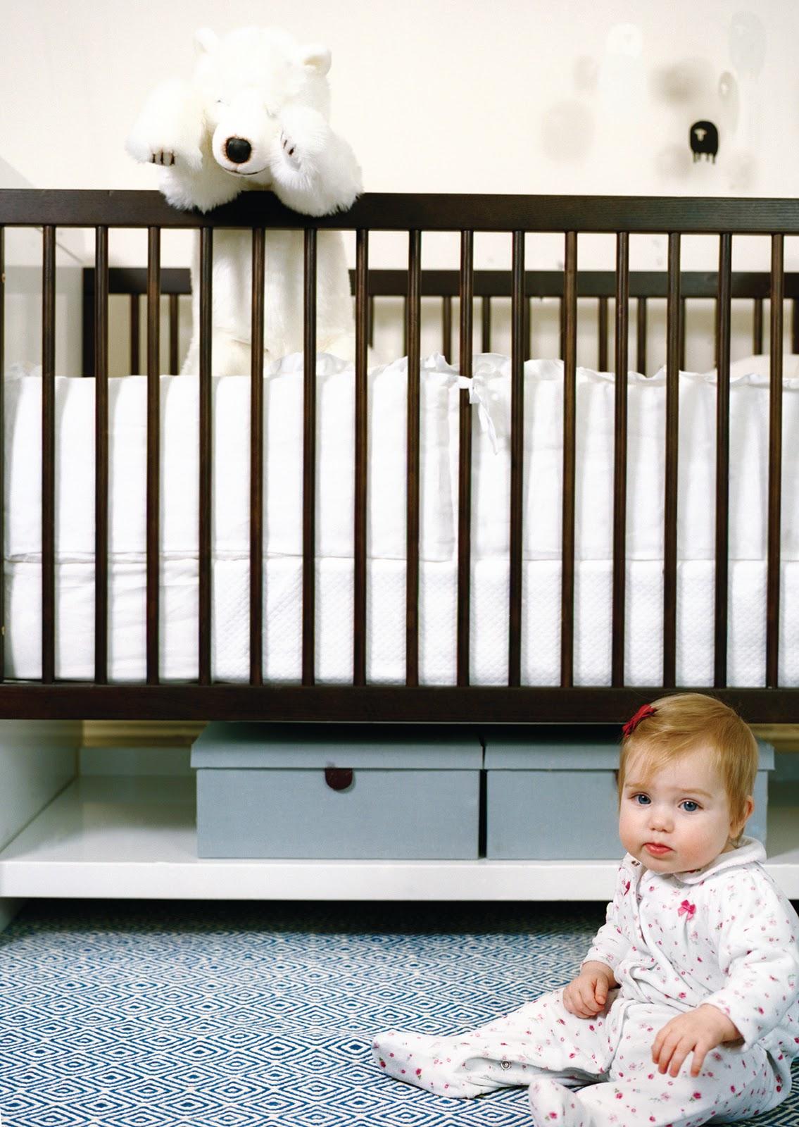 Moderne Crib