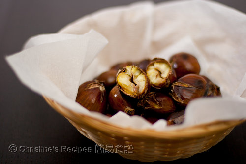 烤焗栗子 Baked Chestnuts02
