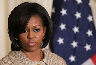 Michelle Obama gets into gear for re-election campaign
