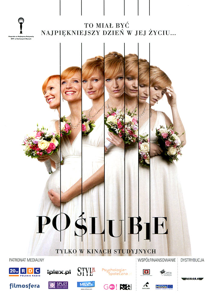 Ulotka filmu 'Po Ślubie (przód)'