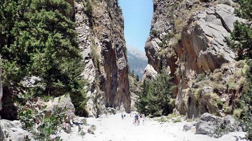 Hania Kanjon Samaria