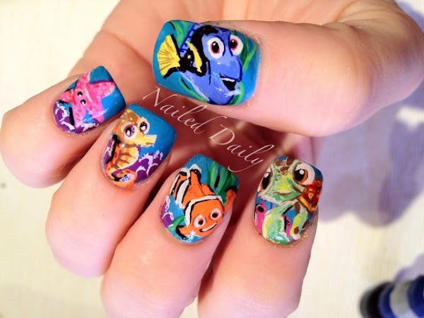 Day 191 - World Oceans Day - Nemo