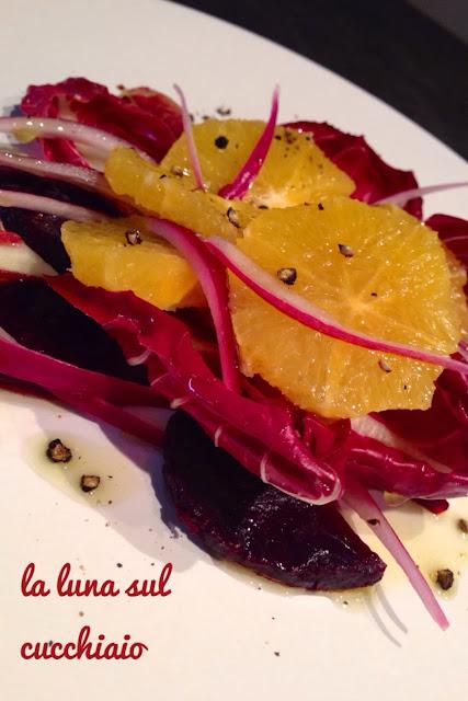 insalata rossa