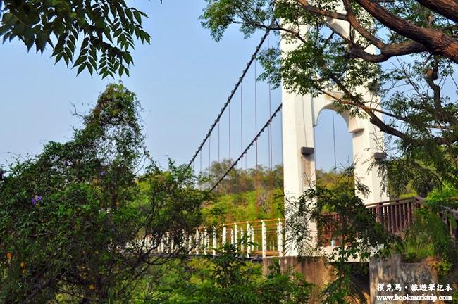 華陽吊橋碑記