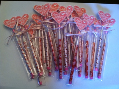 Valentines Treats For School