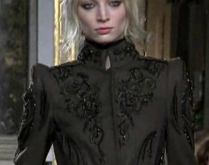 pucci peter dundas ready to wear rtw fall 2011
