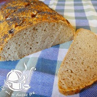 chleb zytnio- pszenny na zakwasie