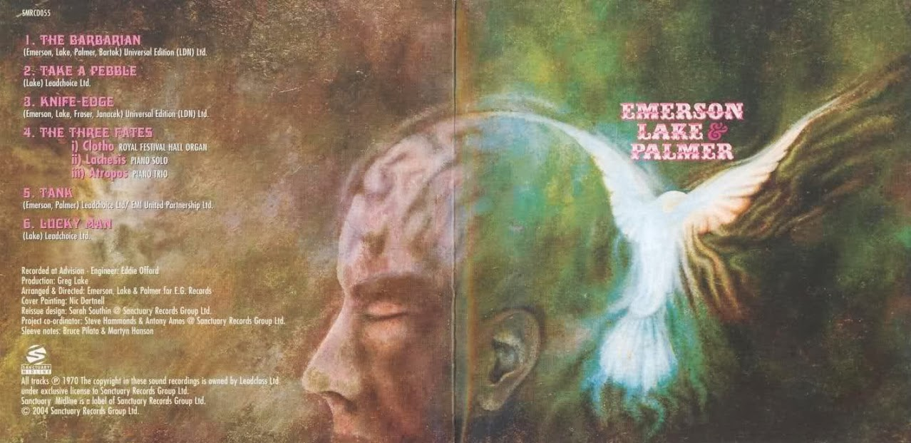 The Song Remains the Same: Emerson, Lake & Palmer