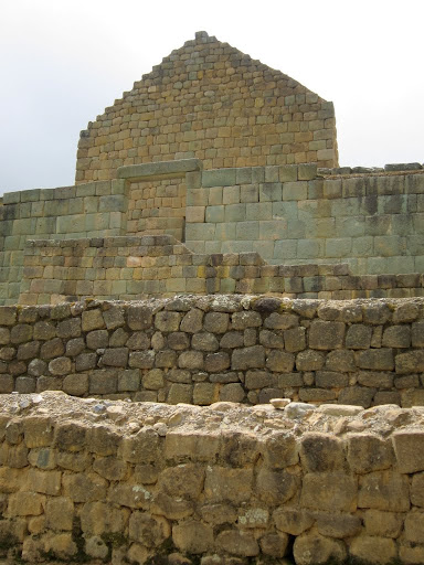 Temple of the Sun, Ingapirca, Ecuador