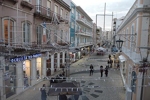 A inauguração da iluminação de Natal terá lugar a 29 de novembro, pelas 17h30