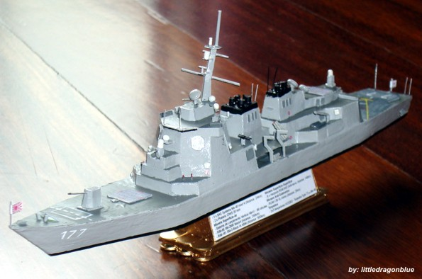 Destroyer - JDS Atago DDG177