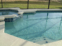 Heated pool & spa