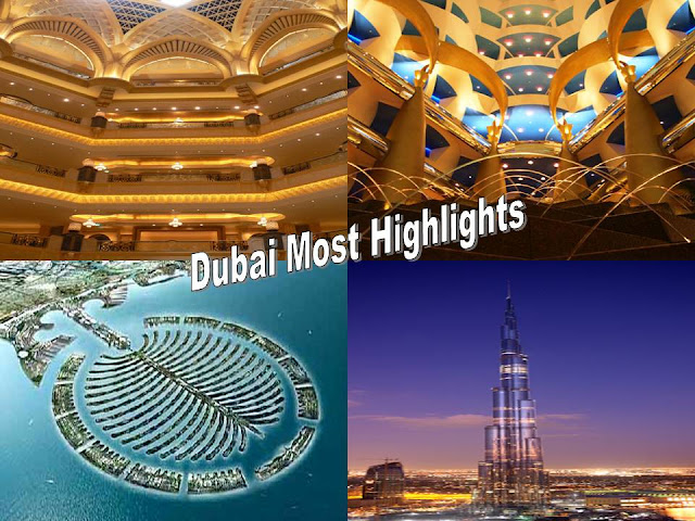 Dubai most highlight