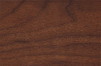 provincial walnut wood sample