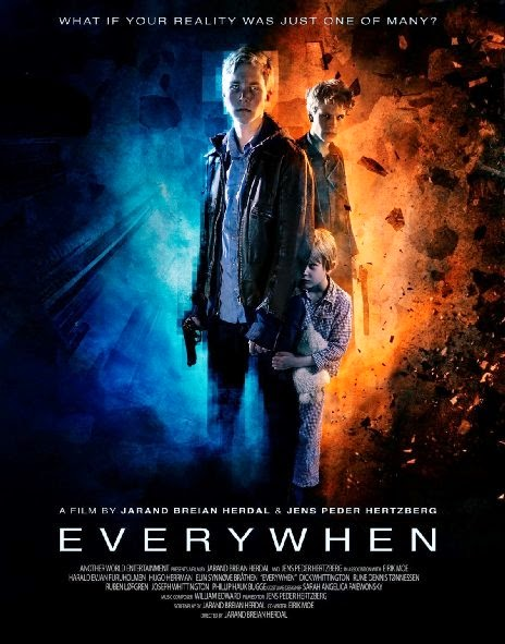 Poster Of English Movie Everywhen (2013) Free Download Full New Hollywood Movie Watch Online At Alldownloads4u.Com