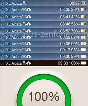 Tốc độ sạc pin của ZenFone 2 nhanh hơn Oppo Find 7 và LG G3 - 68407
