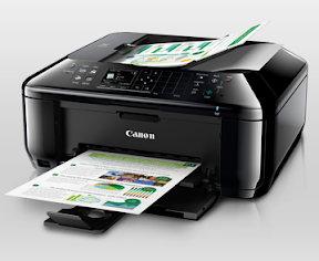 Canon PIXMA MX527 drivers Download