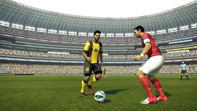 PESEdit.com 2013 Patch 2.6 - Brasileirão Serie B - PES 2013