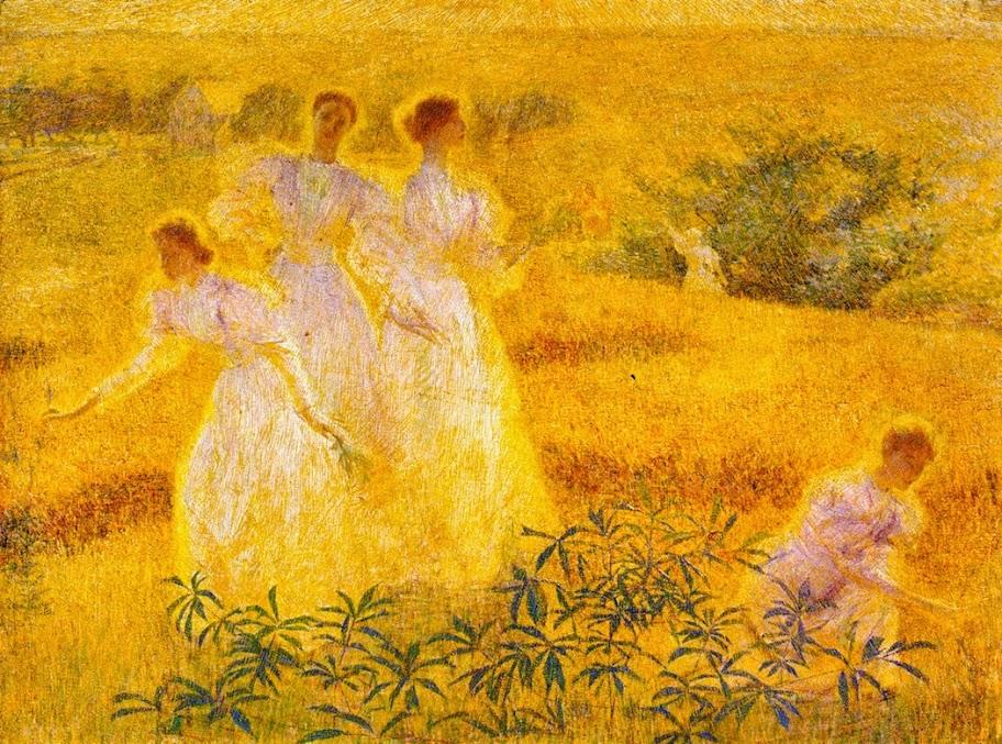 Philip Leslie Hale - Girls in Sunlight.