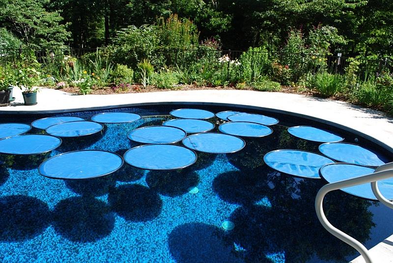 homemade pool cover ideas homemade solar cover reel pool ideas