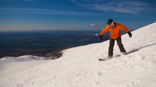Skiing Cairngorm, Scotland