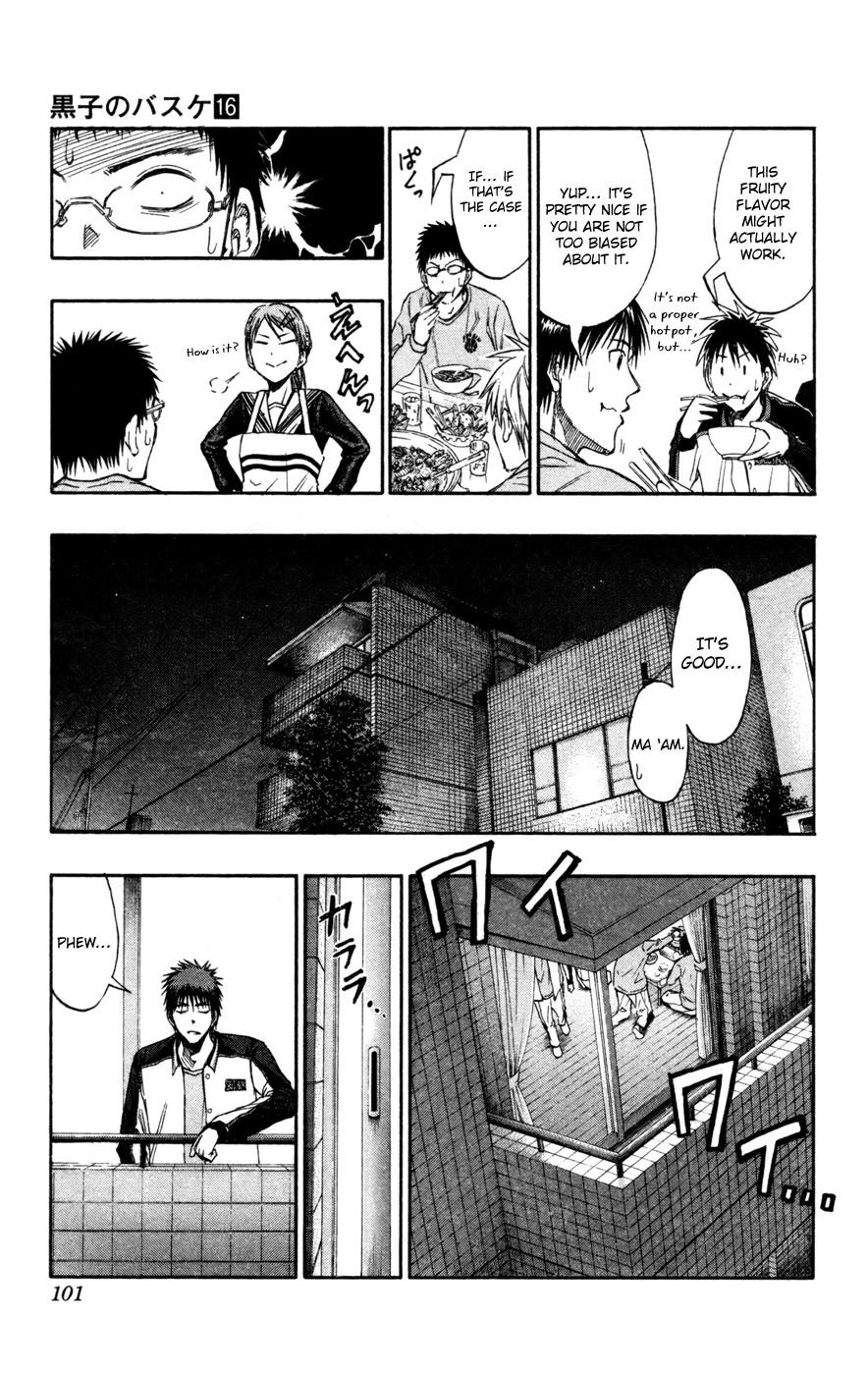 Kuroko no Basket Manga Chapter 140 - Image 11