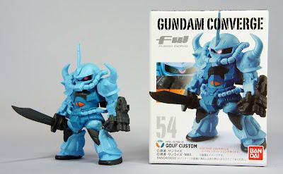 GUNDAM CONVERGE 54 グフカスタム