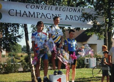 Lumes (08) - Championnat de Champagne Juniors - 1995
