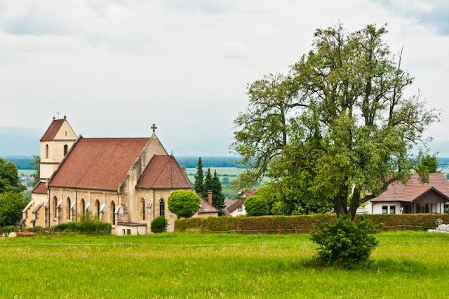 Kirche in Bamlach