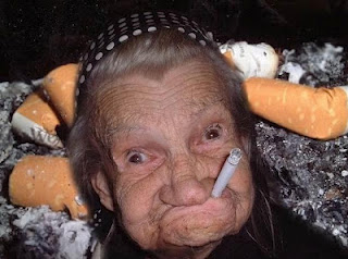 Funny old women ugly face apologise