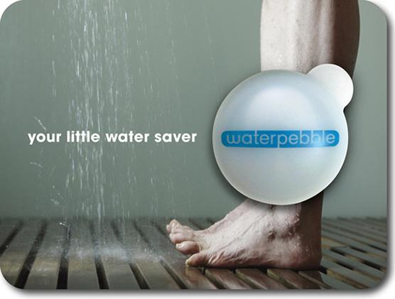 d couvrez comment le waterpebble va vous faire conomiser de l 39 eau. Black Bedroom Furniture Sets. Home Design Ideas